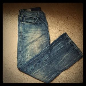 Buffalo David Bitton Ruffer Jeans Mens 34/34